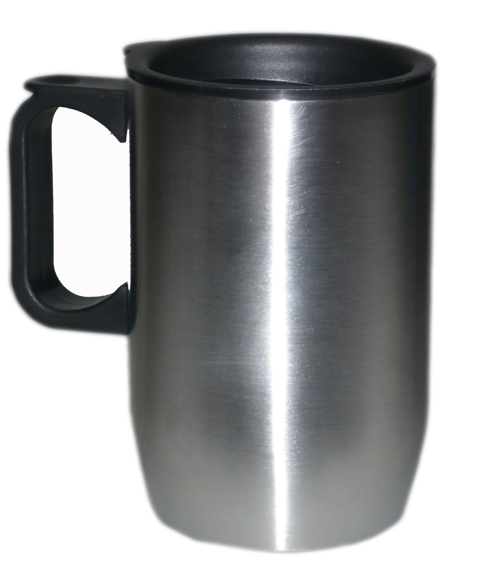 GCP0001 Stainless Steel Desk Mug, 400ml