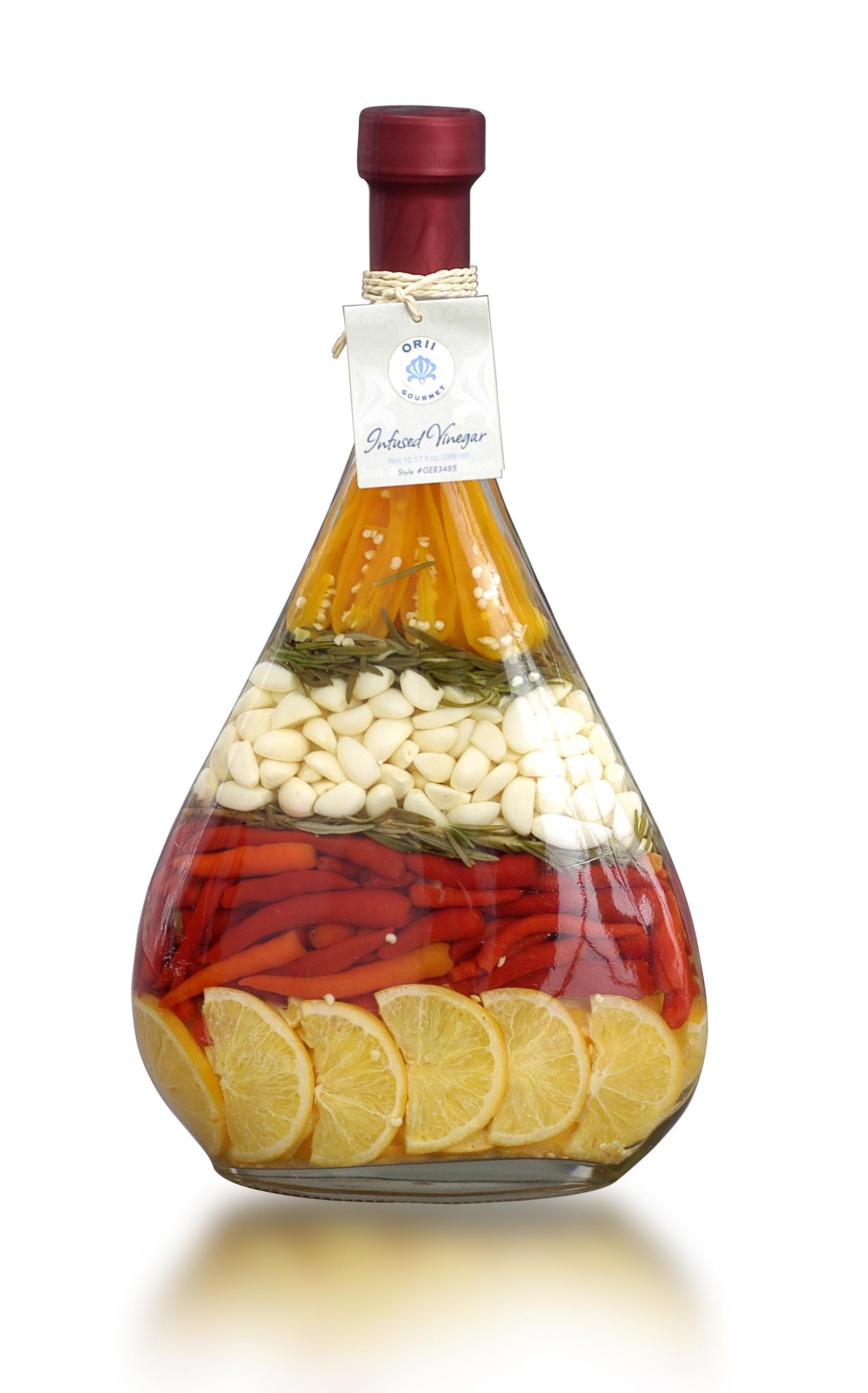 Decorative Vinegar Bottle GEB60 LUTE Decorated Vinegar Bottle Decorative Vinegar Bottles 1