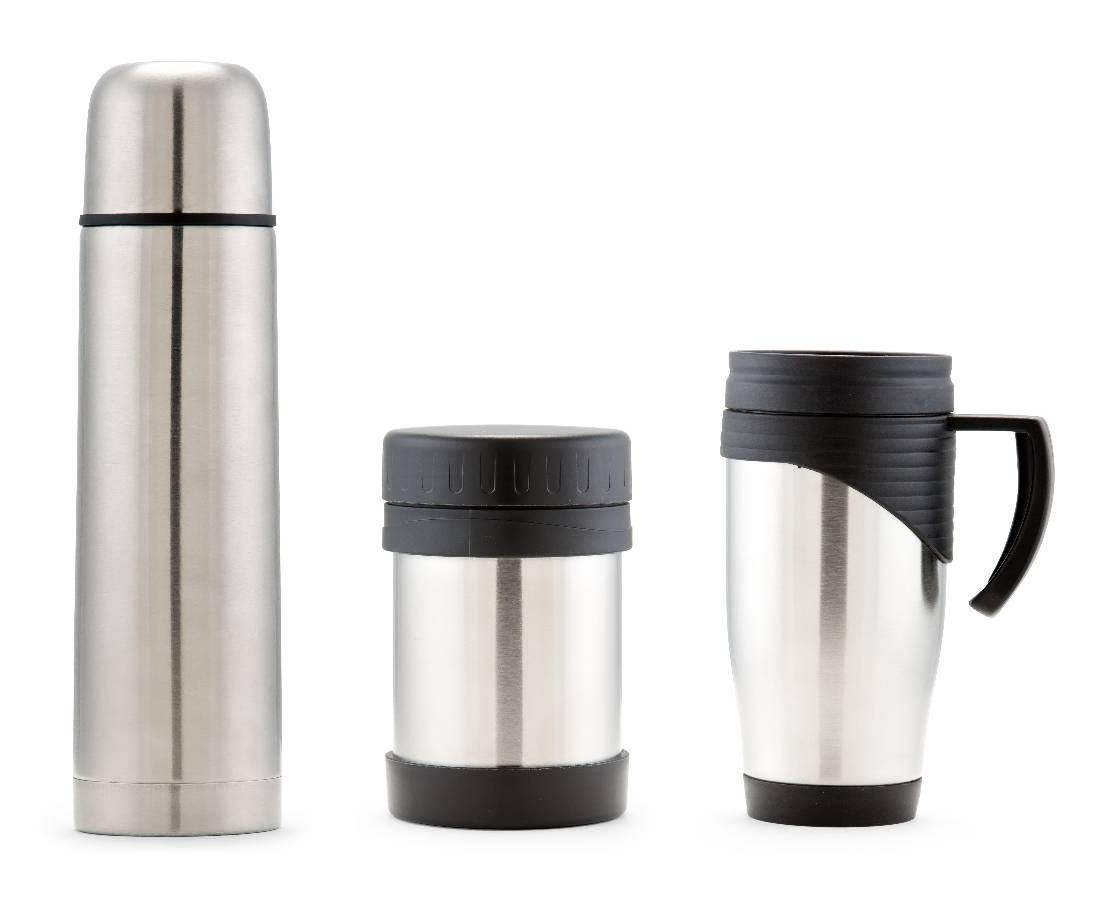 3-piece Commuter Vacuum Bottle Set
