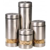 GBS3010 Rotunda 4 piece Canister Set