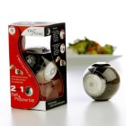 Yin Yang Dual Salt and Pepper Grinder